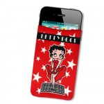 Housse chaussette Portable Betty Boop Stars