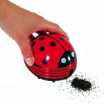 Aspirateur de table coccinelle