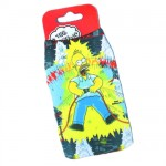 Chaussette Portable Homer Simpsons high voltage