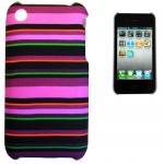 Coque Iphone 3G 3GS Rayée