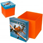 Pouf Planes Dusty Disney coffre