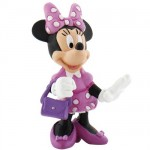 Figurine Minnie et son sac