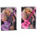 Set Porte mines et Gomme guitare Top Model Pop Star
