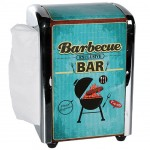 Distributeur de serviettes rétro Barbecue Bar