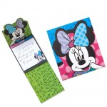Bloc note Minnie by Romero Britto
