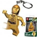 Porte-cl�s Lego C-3PO Led lite Star Wars