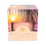 Bougie Votive Heart and Home 15 heures - Un soir