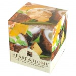 Bougie Votive Heart and Home 15 heures - Pina Colada