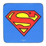 Dessous de verres Superman en lot de 4