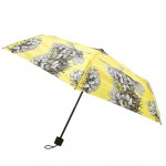 Parapluie rétractable Flower Fairies Gorse Jaune 98 cm