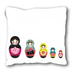 Coussin Poupée russe By Cbkreation