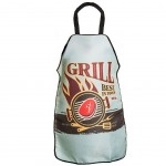 Tablier adulte Vintage grill best in town 70 x 50 cm