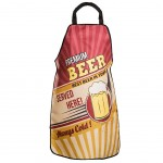 Tablier adulte Vintage Premium Beer 70 x 50 cm