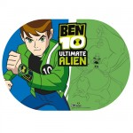 Petit Set de table Ovale Ben 10