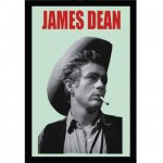 Miroir James Dean Portrait