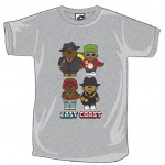 T-shirt Weenicons East Cost