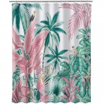 Rideau de douche - JUNGLE 2 - 180 x 200 cm