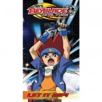 Serviette de bain Beyblade Let it Rip