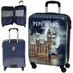 Valise Pépé Jeans London Big Ben 48 cm