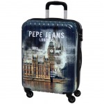 Valise Pépé Jeans London Big Ben 61 cm