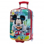 Valise Disney Mickey Mouse Smile 50 cm