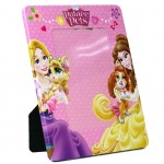 Cadre photo Disney Princesses rose Palace Pets en métal