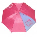 Parapluie Hello Kitty rouge