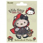 Thermocollant Hello Kitty Chaperon rouge